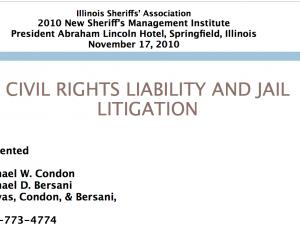 civil_rights_liability_litigation